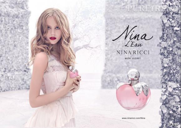 Mon Secret, le nouveau parfum de Nina Ricci.