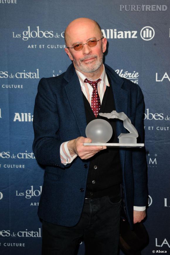 """Jacque Audiard triomphe avec le Globes de Cristal du meilleur film pour """"De Rouille et d'Os""""."""