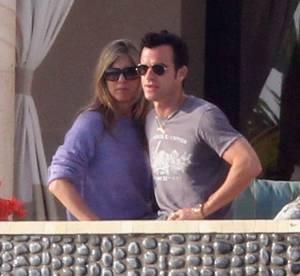 Jennifer Aniston et Justin Theroux en camp d'entrainement pour le mariage !