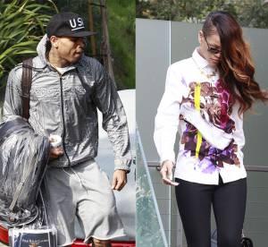 Rihanna et Chris Brown, ensemble face a la justice