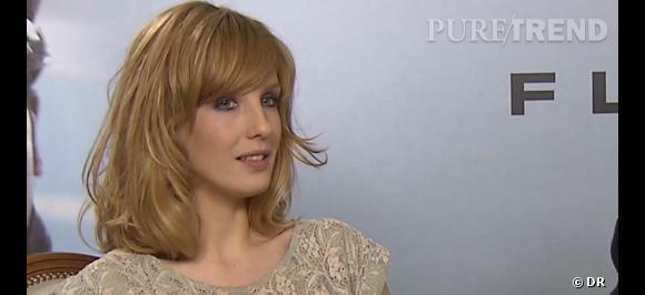 """Kelly Reilly répond à nos questions pour le film """"Flight""""."""