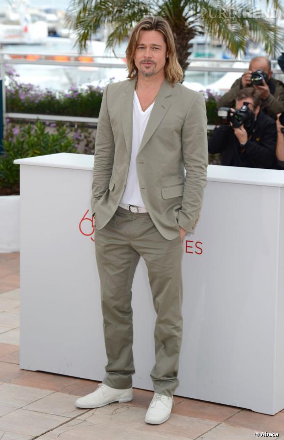 Brad Pitt n'a jamais eu d'Oscar du cinéma.