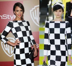 Jessica Alba, Kirsten Dunst, Kristen Stewart : les stars en Louis Vuitton printemps-ete 2013