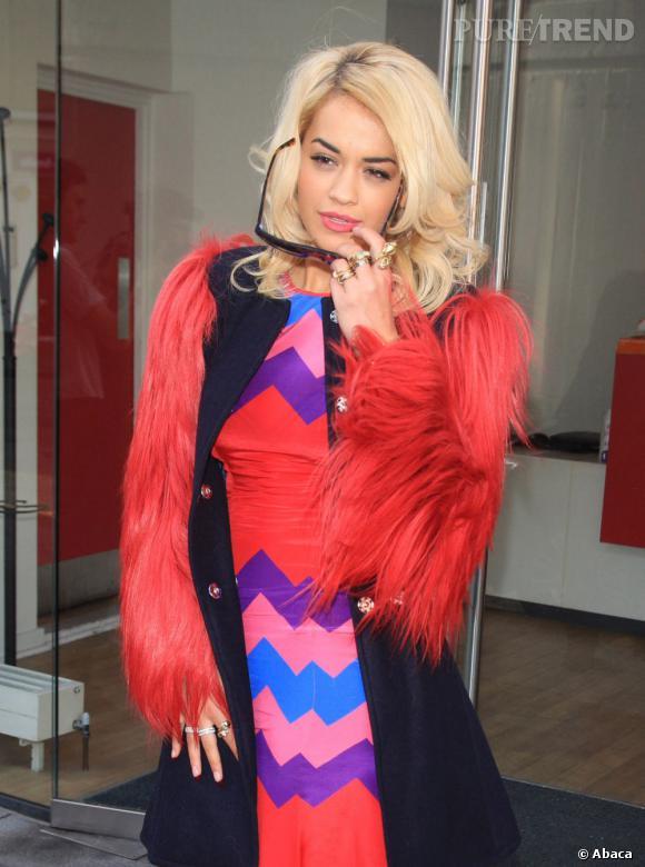"""Rita Ora un premier rôle dans """"Fast & Furious 6""""."""