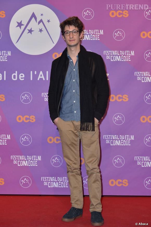 Pierre Niney, l'intello charmeur du cinéma français.