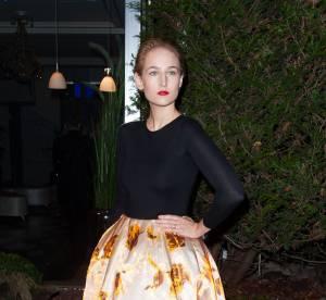 Leelee Sobieski vs Ulyana Sergeenko : la jupe bouffante Dior