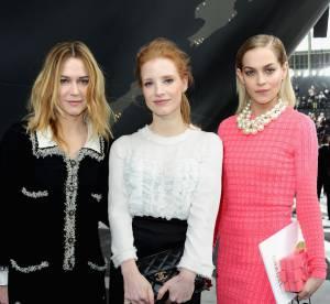Jessica Chastain, Vanessa Paradis, Jessica Alba : les front rows parisiens jour 8