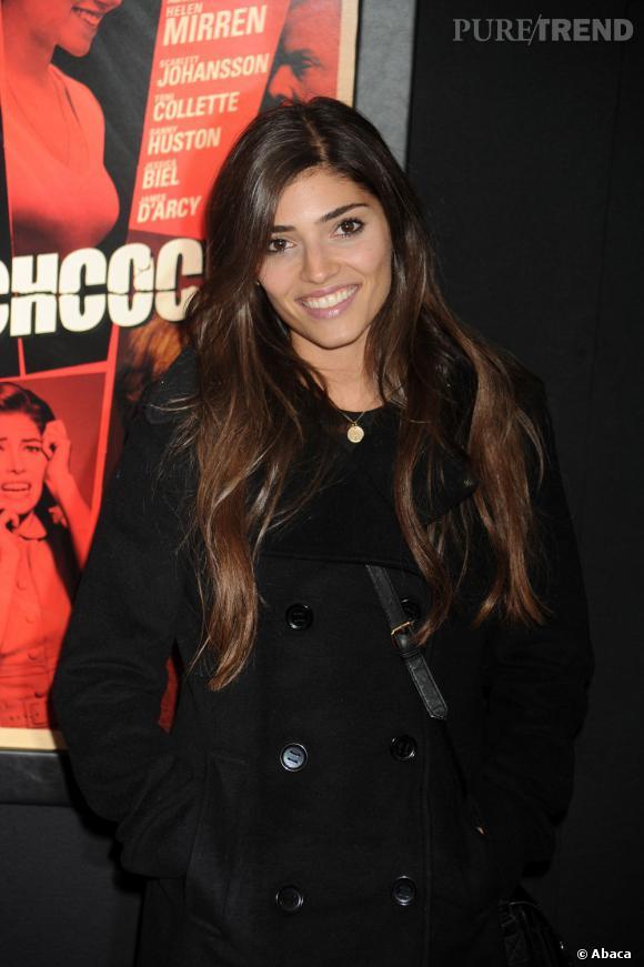 L'actrice est très jolie au naturel, un atout qui a dû charmer Adam Levine !