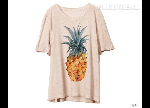 H&M collection Printemps 2013 : les coups de coeur    T-shirt, 19,95 €