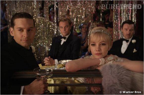 """""""Gatsby le Magnifique"""" fera l'ouverture du Festival de Cannes 2013."""