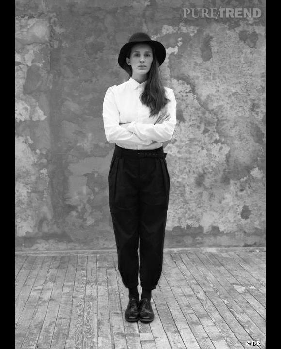 Portrait de Marie Marot