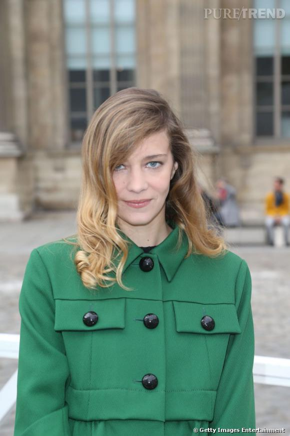 Céline Sallette la lauréate 2013 du Prix Romy Schneider.