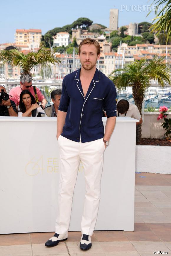 """Ryan Gosling à Cannes pour """"Drive""""... Reviendra-t-il cette année pour """"Only God Forgives"""" ?"""