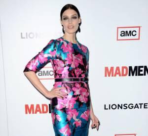 Jessica Paré en Prabal Gurung pour la soirée Mad Men.
