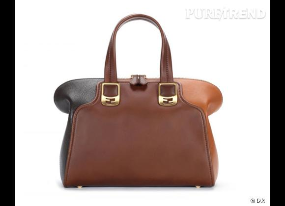 Les it-bags du Printemps-Eté 2013      Sac Fendi, prix sur demande