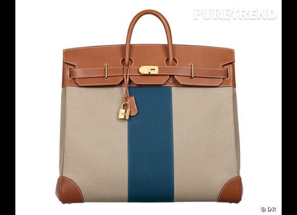Les it-bags du Printemps-Eté 2013      Sac haut à courroies Flag 50, Hermès, 7850 €