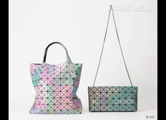 Les it-bags du Printemps-Eté 2013      Sacs Bao Bao Issey Miyake