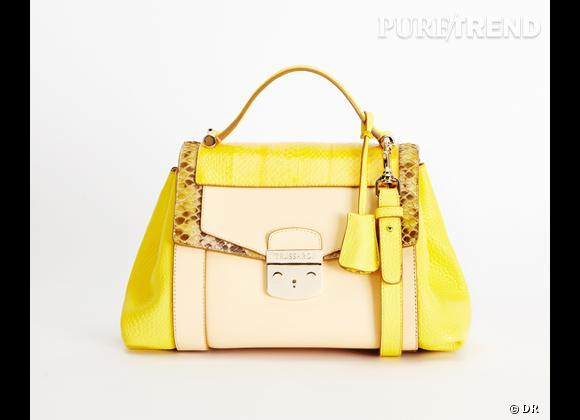 Les it-bags du Printemps-Eté 2013      Sac Lucinda, Trussardi, 1100 €