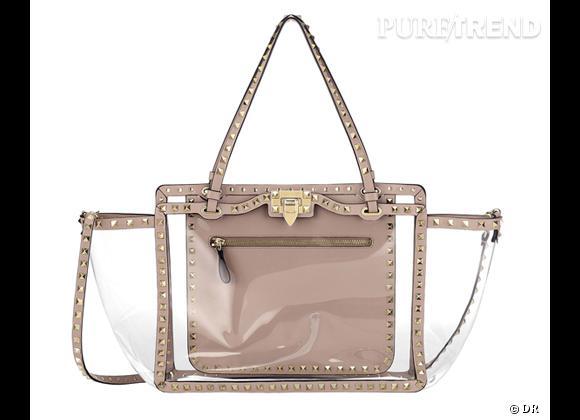 Les it-bags du Printemps-Eté 2013      Cabas Valentino, 1650 €