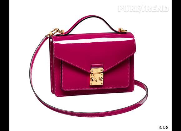 """Les it-bags du Printemps-Eté 2013      Sac Monceau BB, collection """"Small is beautifull"""", Louis Vuitton, à partir de 980 €"""