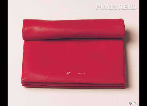 Les it-bags du Printemps-Eté 2013      Pochette Céline, 1300 €
