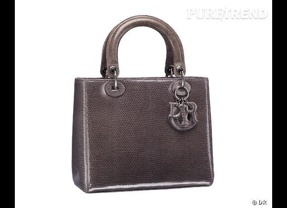 Les it-bags du Printemps-Eté 2013      Sac Lady Dior
