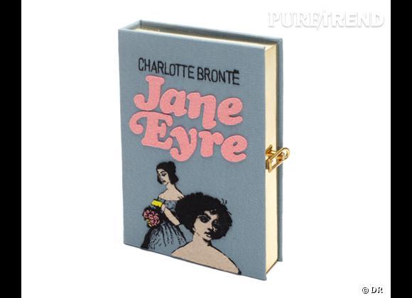 Les it-bags du Printemps-Eté 2013      Minaudière livre Jane Eyre, Olympia Le-Tan, 1200 €