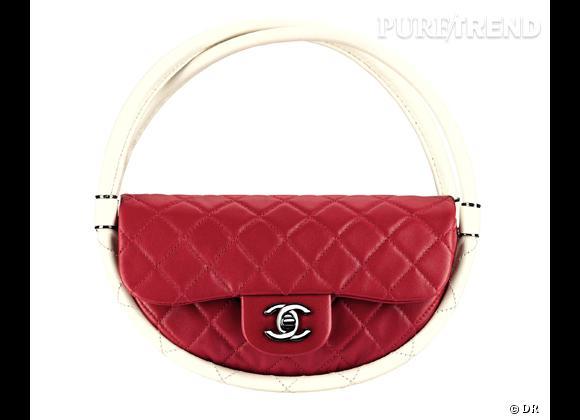 Les it-bags du Printemps-Eté 2013      Sac en cuir matelassé,  Chanel,  à partir de 1680 €