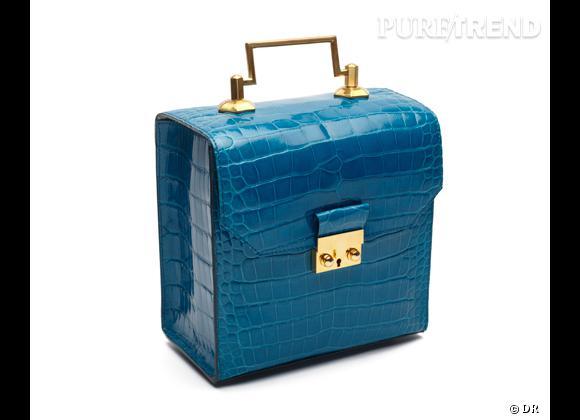 Les it-bags du Printemps-Eté 2013      Sac Olympia Le-Tan, prix sur demande