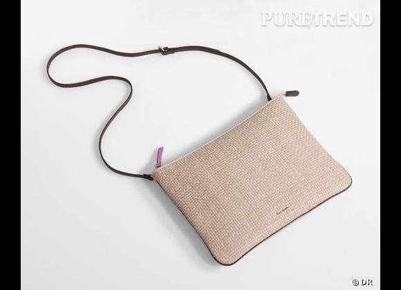 Les it-bags du Printemps-Eté 2013      Sac en cuir Paul Smith, 390 €