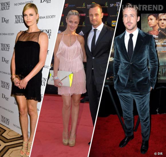 Ryan Gosling et Charlize Theron seraient, pour certains réalisateurs, le casting idéal pour le film basé sur la tragédie Pistorius.