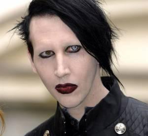 Marilyn Manson, l'egerie inattendue de Saint Laurent