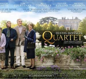 Quartet : le film sans fausse note de Dustin Hoffman