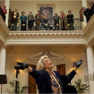 """""""Quartet"""", le film de Dustin Hoffman au cinéma le 3 avril."""