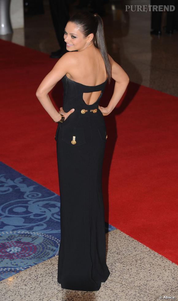 Mila Kunis : femme la plus fuckable du monde avec 41% des votes.
