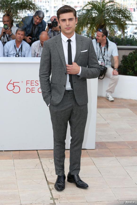 Zac Efron en 2ème place des hommes les plus désirables.