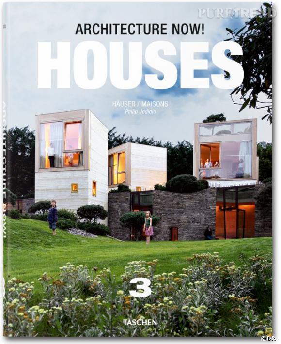 Architecture Now! Houses. Vol. 3, de Philip Jodidio aux Editions Taschen.