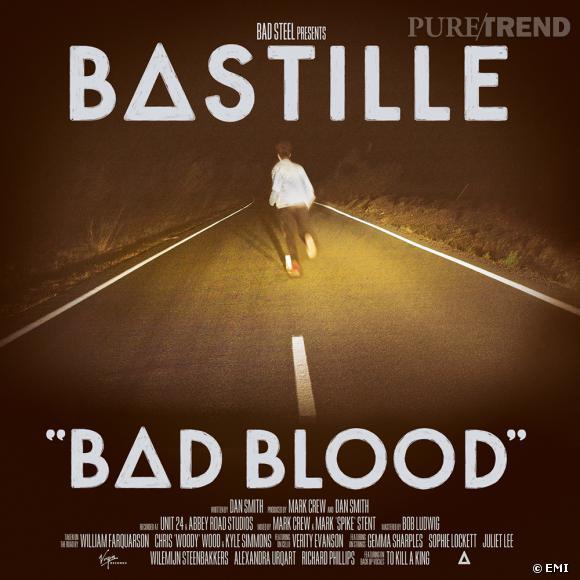 """Bastille : premier album """"Bad Blood"""" dans les bacs dès le 22 avril."""
