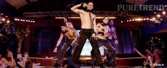"""Channing Tatum sexy pour un strip-tease de """"Magic Mike"""""""