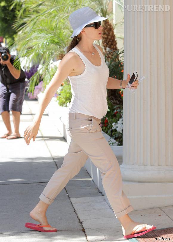 Jennifer Garner affichait-elle un baby bump ce week-end dans les rues de Los Angeles ?