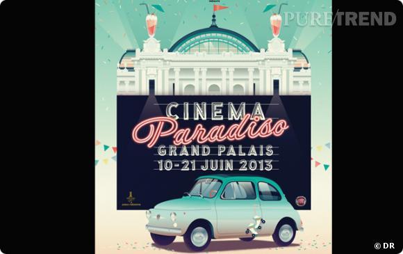 Du 10 au 21 juin 2013, la Nef du Grand Palais se transforme en grand Drive-In.