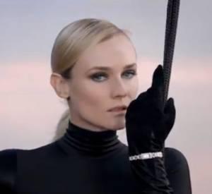 """Diane Kruger est """"Libre de séinventer"""" pour Jaeger-Lecoultre."""