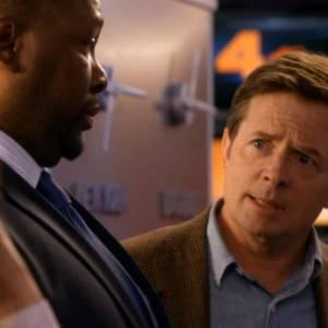 C'est avec plaisir qu'on retrouve l'acteur Michael J Fox sur le petit écran !