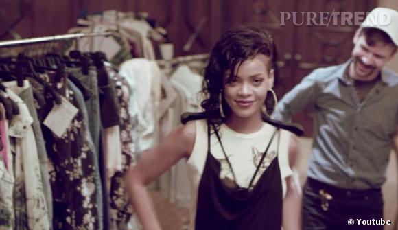 Rihanna dévoile Rihanna x River Island, sa seconde collaboration avec River Island.