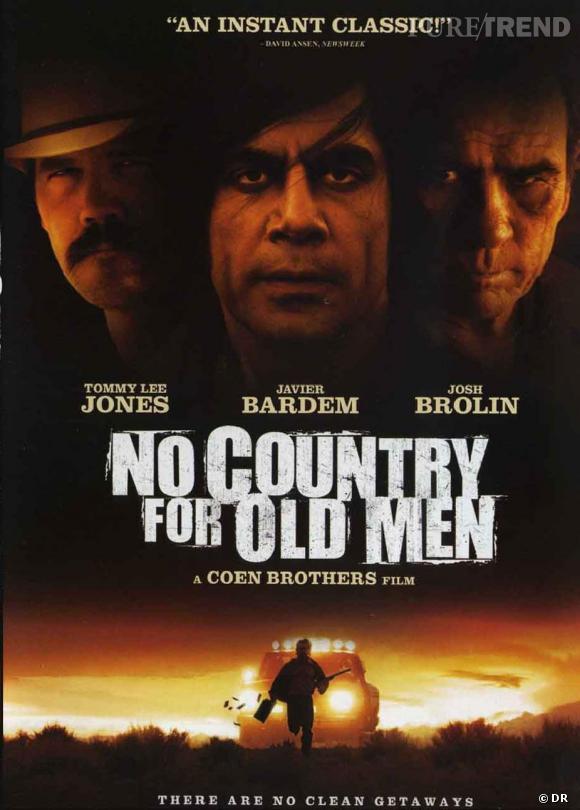 """""""No Country for Old Men"""", les frères Coen séduisent le public avec de la violence pure."""