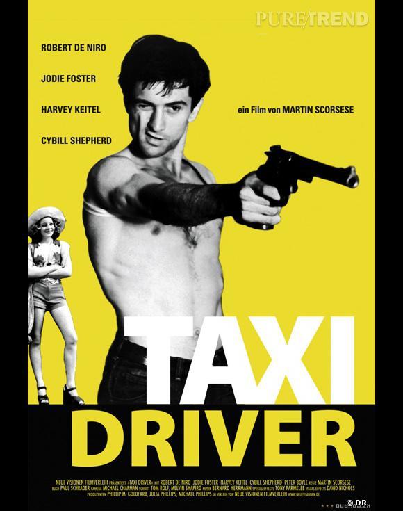"""Le film le plus ancien du classement : """"Taxi Driver"""", sorti en 1976."""