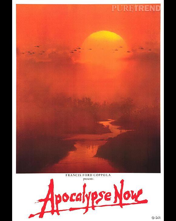 """Francis Ford Coppola fait vibrer la Croisette en 1979 lorsqu'il gagne la Palme d'Or avec """"Apocalypse Now""""."""