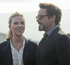 Chef : Scarlett Johansson rejoint Robert Downey Jr pour le film de Jon Favreau
