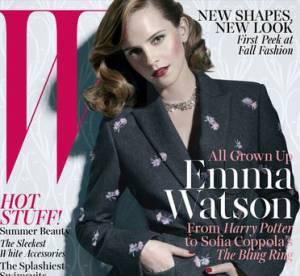 "Emma Watson : ""Ca ne m'a jamais excitee d'etre sexy"""