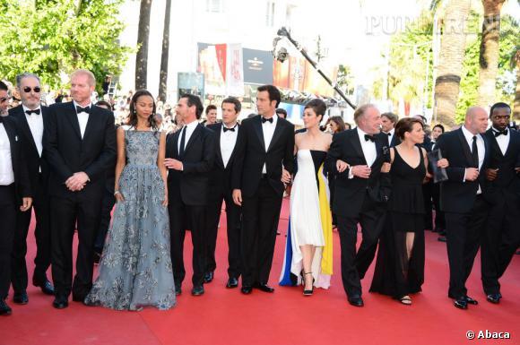 """Le casting du film """"Blood Ties"""" autour de son réalisateur Guillaume Canet."""
